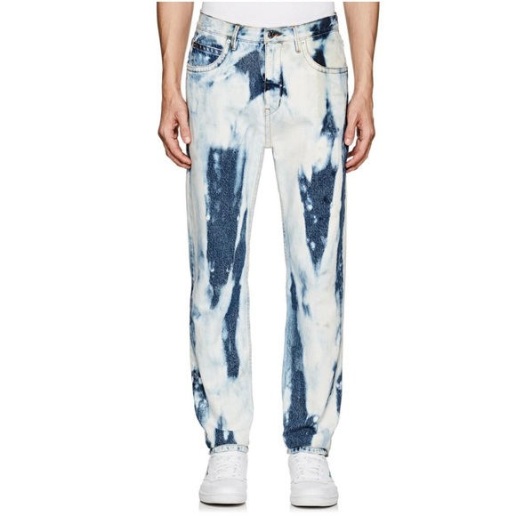 Helmut Lang Other - Helmut Lang 97 Jeans In Bleached Denim